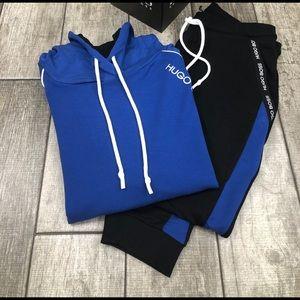 Hugo Boss set / pants and hoodie